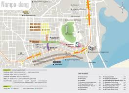Port Of Miami Map by Busan Cruise Port Guide Cruiseportwiki Com