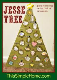 tree tradition free printable scripture