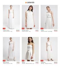 zalando mariage robe de mariage civil zalando color dress robes