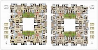 2bhk floor plan floor plan anukriti ashlar group garden 41 near patrakar