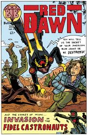 Red Awn Comic Book Covers Mad Max Red Dawn Goonies The Mary Sue