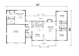 Rectangle House Floor Plans Ranch House Floor Plans U2013 Home Interior Plans Ideas Find The