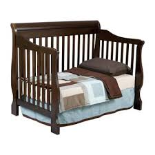 Crib Turns Into Toddler Bed Delta Children Canton One Of The Finest 4 In 1 Convertible Crib