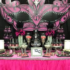 masquerade party ideas masquerade birthday party ideas photo 2 of 13 catch my party