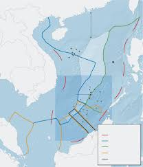 Spratly Islands Map The South China Sea Dispute Wsj Com