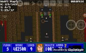 Wolfenstein 3d Maps Wolfenstein 3d Rare Sound Glitch Youtube