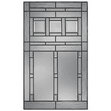 glass entry door inserts reliabilt 15678 0 22 in x 36 in glass insert lowe u0027s canada