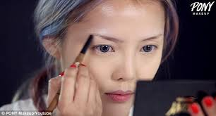 blog tutorial makeup korea korean beauty blogger pony s video shows her turn herself into