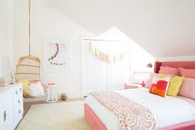 Tour The Girls Bedroom Behind Our Most Popular Pin on Pinterest