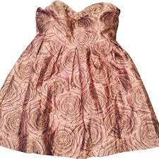 light pink rose candy jacquard dress 69 off 7812970 night out