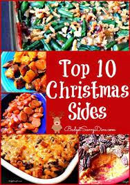 christmas sides recipes 10 christmas sides recipes