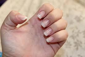 natural looking acrylic nails stuff pinterest natural