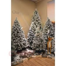 flocked christmas tree shop for flocked christmas tree at www