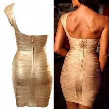 vestido bandage vestido bandage dorado agil tienda