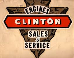 clinton engines