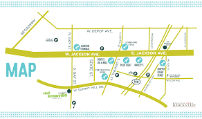 Knoxville Tennessee Map by Festival Info Rhythm N Blooms Fest Rhythm N Blooms Fest