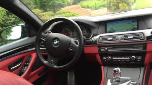 M5 Interior Bmw F10 M5 560 Ps Walk Around Interior Exterior Sound