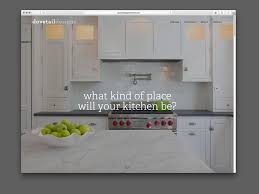Kitchen Website Design Website Design U2014 Interrobang Design Collaborative Inc