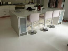 Small White Shelves by Flooring Ideas Multi Color Patterned Epoxy Flooring With Wooden