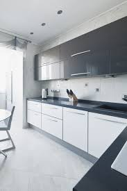 White Gloss Kitchen Ideas 33 Neutral Kitchen Designs You U0027ll Love Digsdigs Rs Res