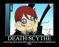 Soul Eater Memes - soul eater s 1 death scythe himself spirit anime manga media