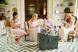 Vintage Tea Party Bridal Shower Featured On Wedding