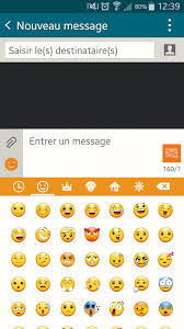 android smileys android activer les emojis sur android