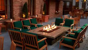 large fire pit table patio outdoor fire pit table landscaping backyards ideas