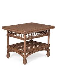 Savannah Outdoor Furniture by Savannah Wicker Coffee Table Cottage Home