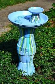 Flower Pot Bird Bath - 56 best bird baths images on pinterest bird baths outdoor