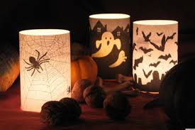 halloween printables 10 free cards luminaries boxes and labels