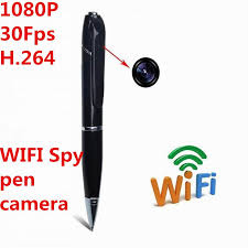 mini concealed wifi hd 1080p hidden spy camera pen audio video covert recorder