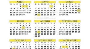 Calendario 2018 Argentina Ministerio Interior Calendario 2015 Argentina Para Imprimir