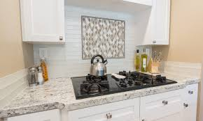 cheap backsplash tile ideas milk glass cabinet knobs granite