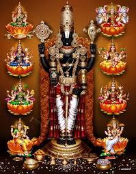 lord venkateswara pics lakshmi with lord venkateswara
