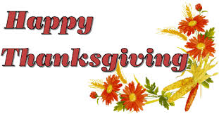 thanksgiving clip for word happy thanksgiving