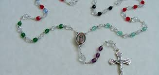 a rosary is like a rosary that is of mystery