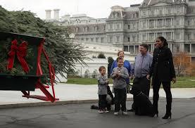 obama receives last tree as cbs news