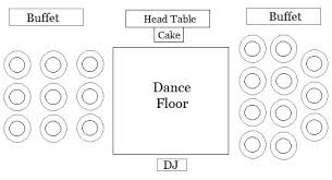 wedding floor plans wedding reception floorplans1 jpg