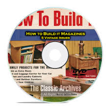 Woodworking Plans Projects Magazine Pdf by How To Build It Magazine 5 Furniture Woodworking Magazines Pdf