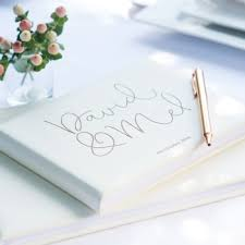 Leather Guest Book Luxury Personalised Guest Books For Weddings Amor Designs