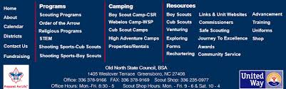 cub scout camping list corol lyfeline co