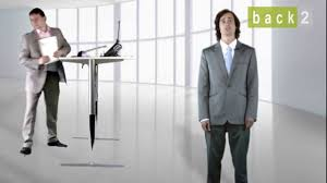 Benefit Of Standing Desk by The Benefits Of A Stand Up Desk Youtube