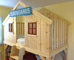 Easy Diy Bunk Beds Full Size Amusing Bunk Beds For Kids Plans by Bunk Bed Fort Plans 5583