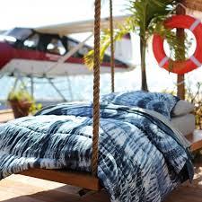 Tie Dye Comforter Set Dunes Tie Dye Quilt Sham Pbteen