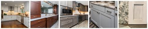 gray brown stained kitchen cabinets cabinet countertop finishes what s a homeowner to do