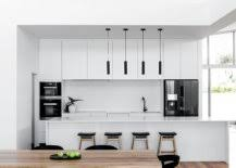 images of white kitchen cabinets with black appliances black kitchen appliances and bold additions for every