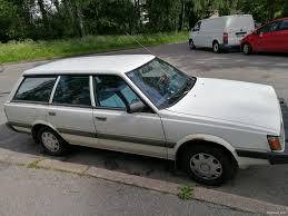 subaru loyale 1990 subaru leone station wagon 1989 used vehicle nettiauto