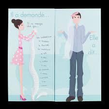 preparatif mariage faire part de mariage mariés avec liste préparation jn 104