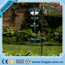 Ladybug Solar Garden Lights - solar light cute decorative lady bug solar garden stake danglers
